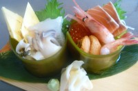 旬の豪華海鮮丼